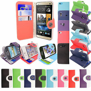 All-New-Magnetic-Book-Wallet-Flip-Leather-Case-Cover-For-Various-Mobile-Phones