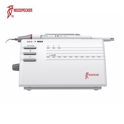 Woodpecker Dental Electric Ultrasonic Piezo Scaler Teeth Cleaner Uds-p Led Ems