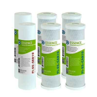 APEC 2 Sets of Stage 1,2&3 Replacement RO System Water Filters FILTER-SET-ESX2