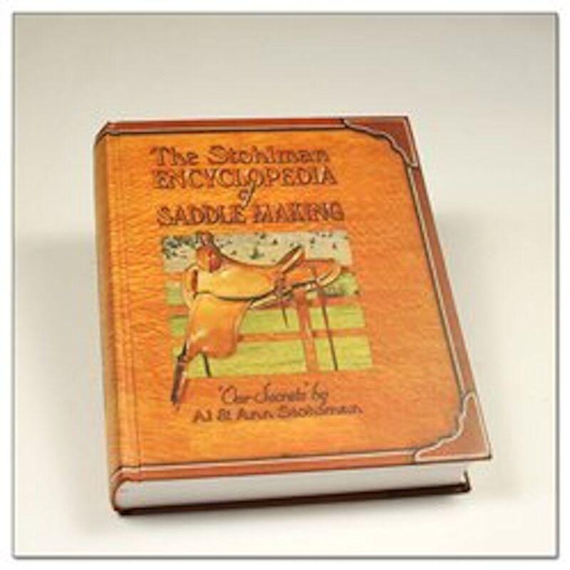 Stohlman Encyclopedia of Saddlemaking 61940-05 Tandy Leather