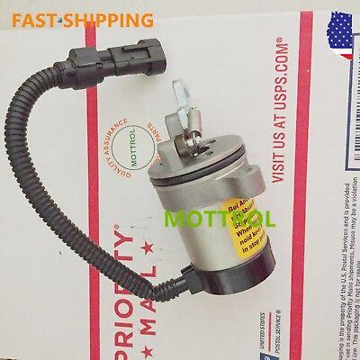 0410-3812 0410-3808 Fuel Shutoff Solenoid For Deutz F3l F3m F4l F4m 1011 2011