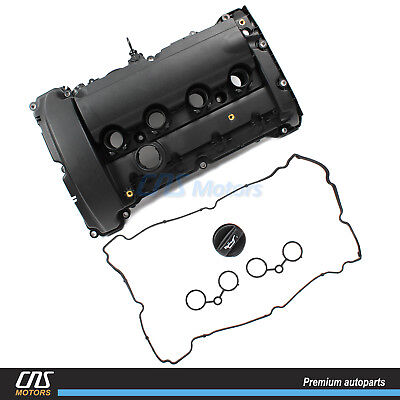 Engine Valve Cover +Gasket for Mini Cooper Turbo JCW R55 56 57 58 59 11127646555