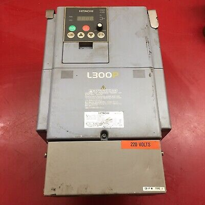 Hitachi L300p-110lfu2 Variable Frequency Drive Inverter