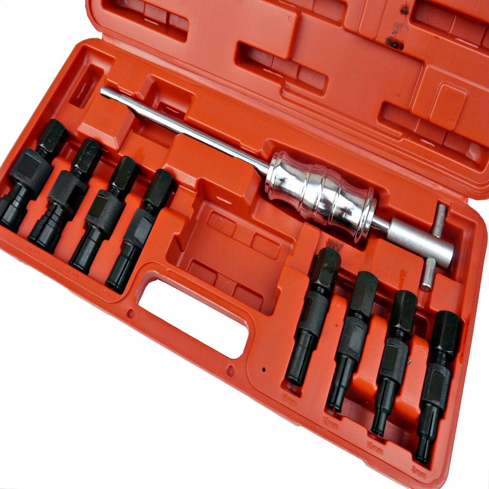 Blind Bearing Puller Kit : Inner bearing puller set remover slide hammer internal kit