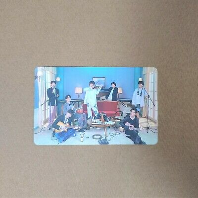 BTS BE Essential Edition [GROUP] Photocard