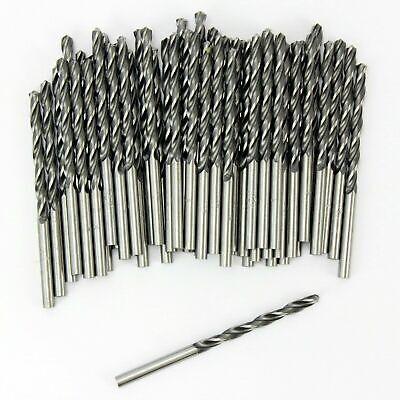 100 Bbw Profesional 5.5mm Brocas HSS para Metal, Madera & Pvc. Hecho...