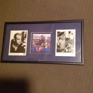 Robbie William signed Cd, professionally mounted and framed Como South Perth Area Preview