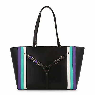 Versace Jeans Colorful Shopping Bag Beautiful Fancy Look E1VTBBL2_70887_M09