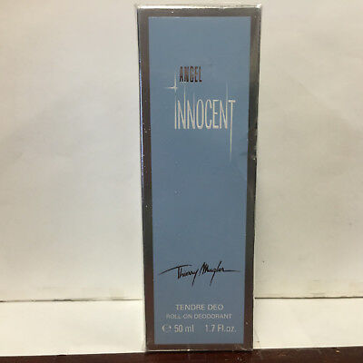 Thierry Mulger Angel Innocent Perfumed Roll-on Deodorant 1.7oz (Angel Roll On Perfume)