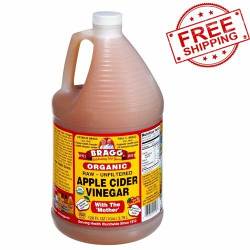 Bragg Apple Cider Vinegar (1 gal.) FREE SHIPPING