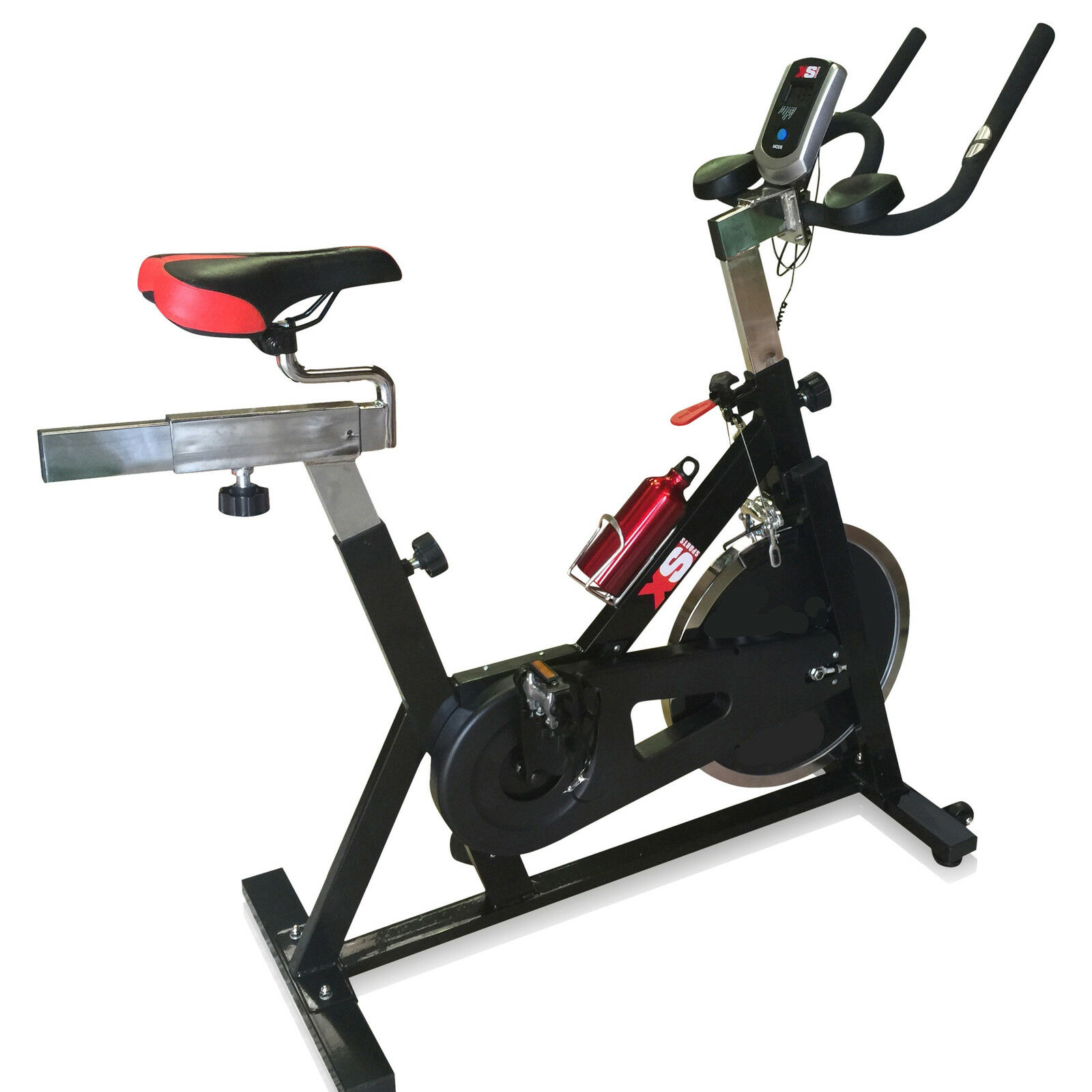 Exercise Bike Next Day Delivery: PRO EXERCISE SPIN BIKE TRAINING FITNESS CARDIO WORKOUT