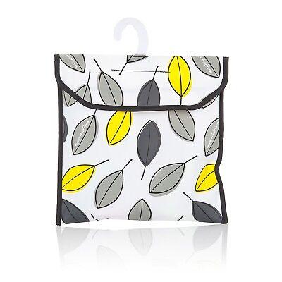 Minky Premium Waterproof  Leaf Green Peg Bag