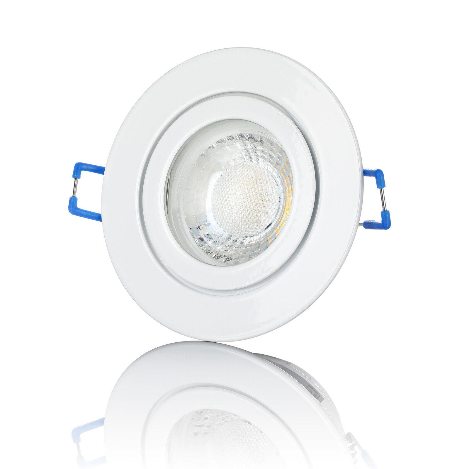 Lampen Leuchten Für Heimwerker Einbauleuchten Lambado Led