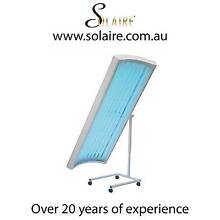 Solarium - Solaire Home Tanning Bed - 12 Single Sided Grovedale Geelong City Preview