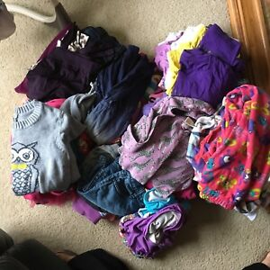 Lot of size 5/6 girls clothes