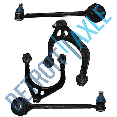 Front Upper Lower Forward Control Arm Kit for Chrysler 300 Dodge Charger Magnum