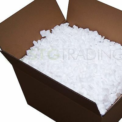 15 Cubic Feet Of Spacepack Loose fill Packing Peanuts FAST