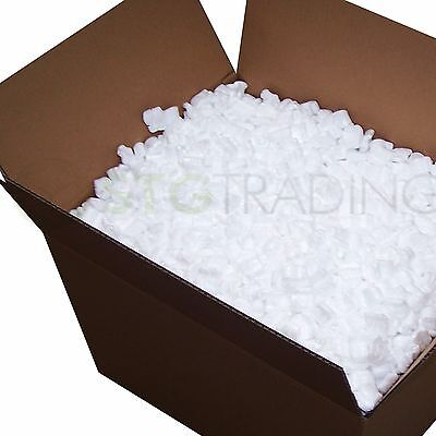 15 Cubic Feet Of Loose fill Packing Peanuts FAST