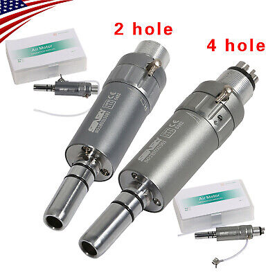 Usa Nsk Style Dental Slow Low Speed Air Motor Handpiece E-type 24holes Seasky D