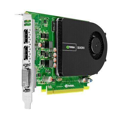 NVIDIA Quadro 2000 PC Grafikkarte 3D CAD Solid Works Catia Architektur ProE Plan
