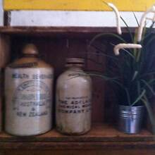 LARGE ORIGINAL WOODEN STORAGE CRATES / DISPLAY BOX / PLANTER Nerang Gold Coast West Preview