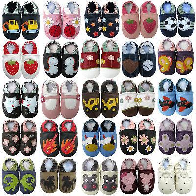 carozoo USA baby toddler kid soft sole leather socks shoes u