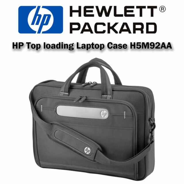 "Genuine HP H5M92AA Top Loading 15.6"" 15"" Laptop Notebook Bag New in Box [NIB]"