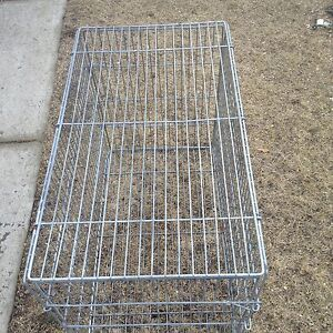 Wire kennel/crate cage (small to medium)