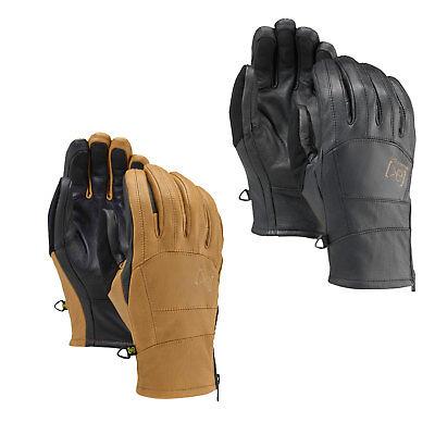 Ak burton Leather Tech Glove Gloves Men's Snowboard Gloves Skiing Gloves