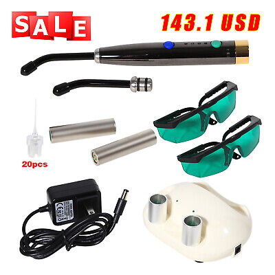 Dental Laser Diode Pen Laser Soft Tissue Perio Endo Surgical Wireless Lamp Pad F
