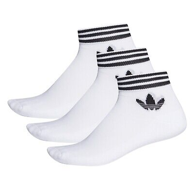 Adidas Trefoil ANK SCK HC Socken Herren Knöchelsocken weiss