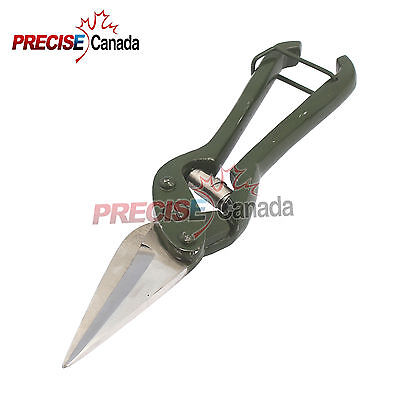 Veterinary Hoof Foot Rot Shears Goat Sheep Heavy Duty Model Pc Instrument