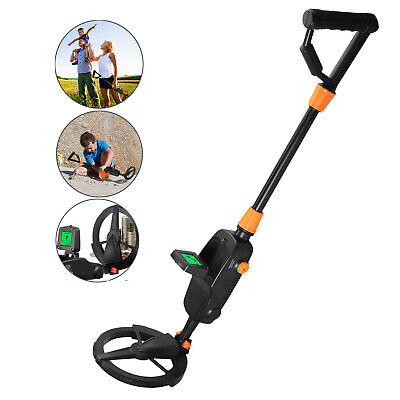 Metal Detector For Kids Children Metal Detector With Lcd Display Underground New