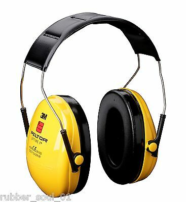 3M PELTOR OPTIME I 1 EAR DEFENDERS (H510A-401-GU)