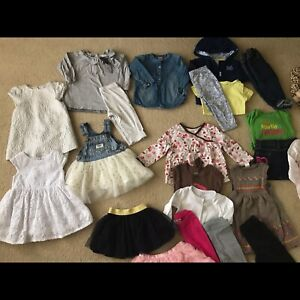 9-18 month girls lot! Carters, Baby Gap, etc.!!