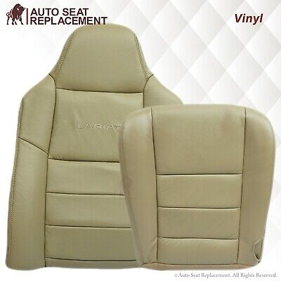 2002 003 2004 2005 2006 2007 Ford F250 F350 Lariat Synthetic Leather Seat Covers