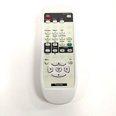 (NEW Epson Remote Control for Projector 1815p 1825 6100i 6110i MG-850HD MG-50)