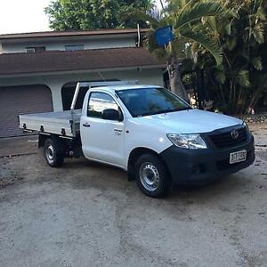 Toyota Hilux Perfect condition - PRICE REDUCED FOR QUICK SALE Woolloongabba Brisbane South West Preview