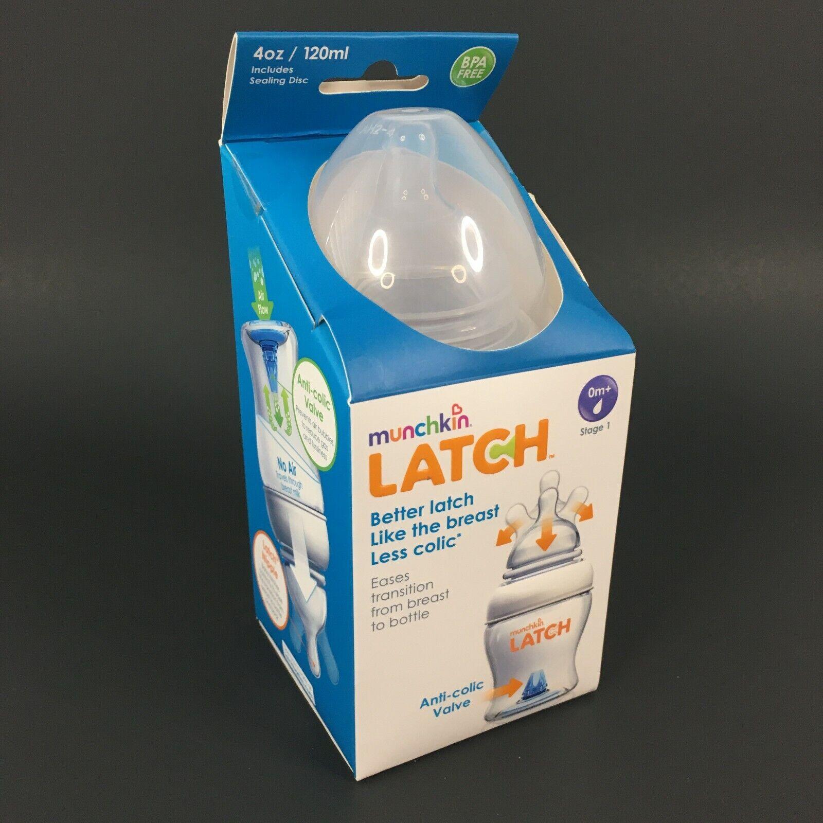 latch stage 1 0 m baby feeding