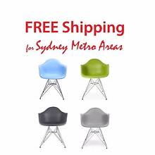 Clearance SALE - Eames Style DAR Dining Chair (Set of 4) Zetland Inner Sydney Preview