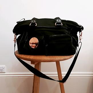 Mimco nappy bag