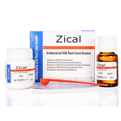 Zical Antibacterial Zoe Root Canal Sealer