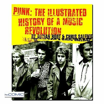 PUNK: The Illustrated History of a Music Revolution | Discographie 9780140260984