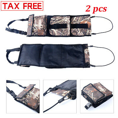 Back Seat Gun Sling Rack Rifle Shotgun Storage Ammo Pickup Camo Jeep Truck - Jeep Gun