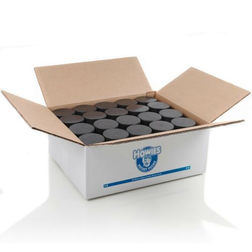 Hockey Pucks Bulk - 100 Hockey Pucks per Case - Official 6 oz. - New
