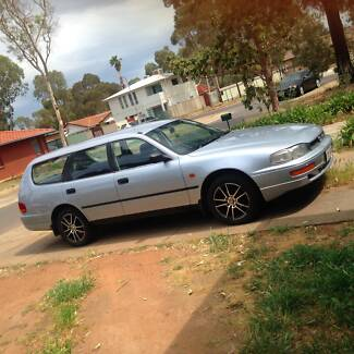 Toyota Camry Station Wagon Para Hills West Salisbury Area Preview