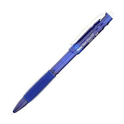 Pentel Twist-erase Mechanical Pencil .5mm Black Qe205c Sold Individually