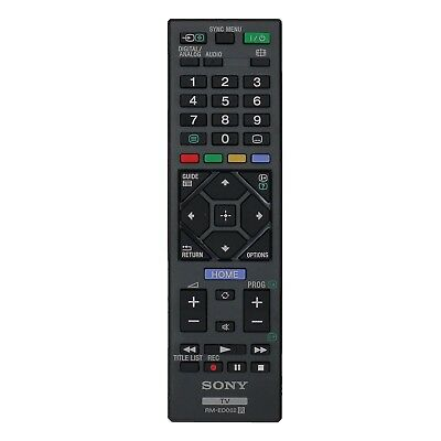 Genuine Remote Control For Sony Bravia KDL40R453CBU 40