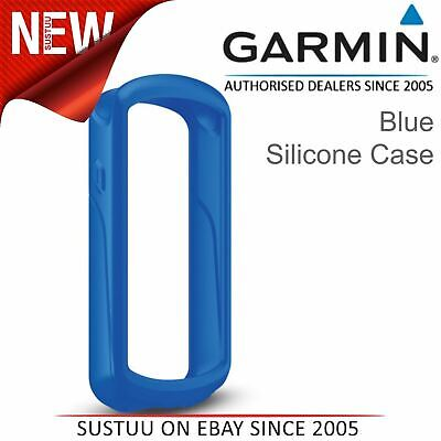 Garmin Silicone Case¦Protective Cover¦For Edge 1030 GPS Cycle Bike Computer¦Blue