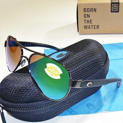 920ffca547d0 Costa Del Mar Loreto Polarized Sunglasses - Gunmetal/Green Mirror 580P Lens